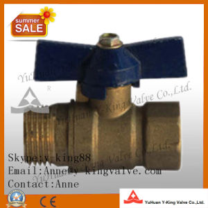 Forged Ball Valve for Water (YD-1073FM) pictures & photos