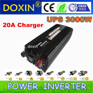 3kw off Grid Solar PV Home Use Solar Power Inverter with UPS pictures & photos