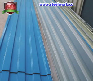 PPGI Galvanized Color Coated Steel Sheet (CC-01) pictures & photos
