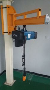 250kg European Electric Chain Hoist with Trolley pictures & photos