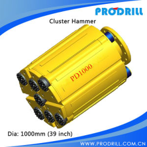 Cluster Hammer Reverse Circulation Hammer pictures & photos