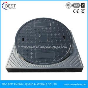 High Quality BMC Composite Manhole Cover BS En124 China Supplier pictures & photos