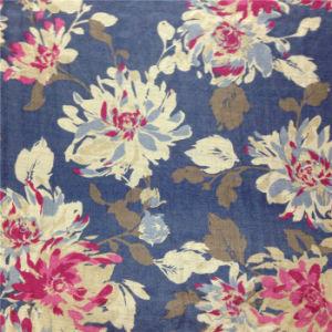 5m/M Silk Paj Print in Flower Pattern pictures & photos