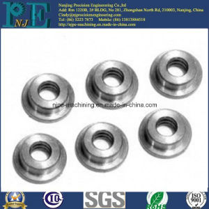 Precision Steel CNC Machined CNC Bushings pictures & photos
