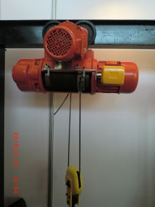 CD1. Md1 Electric Wire Rope Hoist 3t Electric Hoist pictures & photos