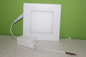 12W LED Panel Light, LED Panel with CE /RoHS pictures & photos
