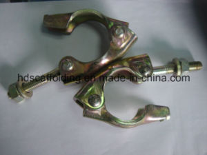 Scaffolding Pressed Swivel Coupler pictures & photos