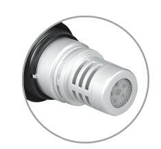 Hote Sale High Quality Condenser Microphone Es-6540 pictures & photos
