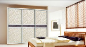 Modern Bedroom Wardrobe with Sliding Door pictures & photos