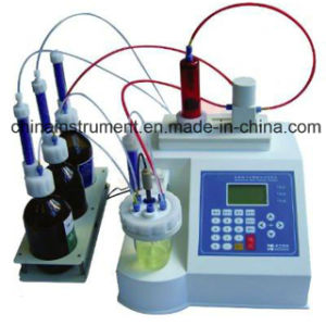 Automatic Volumetric Karl Fischer Mositure Titrator pictures & photos