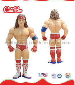 Muscular Sport Man Plastic Figure Toy (CB-PF031-S) pictures & photos