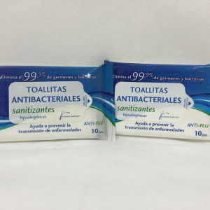 Non Woven Spunlace Wet Tissue Antibaterial Wet Tissue pictures & photos