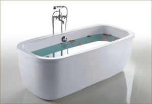 Seamless Bathtub with Classic Look pictures & photos