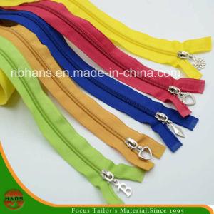 5# Nylon Open End Zipper pictures & photos