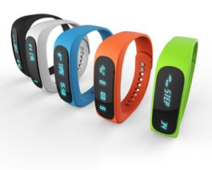 Sports/Sleep Monitor Call Watch for Android Phone E02 Fashion Bluetooth Smart Bracelet Anti-Lost pictures & photos