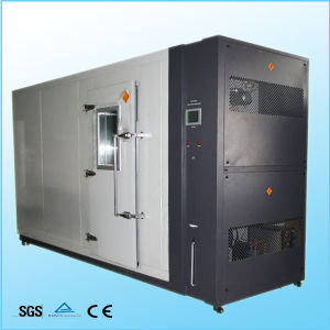 China Temperature Humidity Control Walk in Environmental Test Room pictures & photos