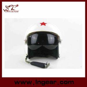 Tactical Motorcycle Helmet Pilot Helmet Flight Helmet with Top Quality pictures & photos