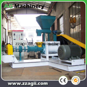 Wet Type Fish Feed Extruder Small Floating Fish Feed Machine pictures & photos