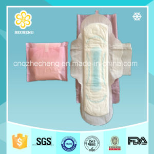 Blue Printing Sanitary Napkins/Sanitary Pads pictures & photos