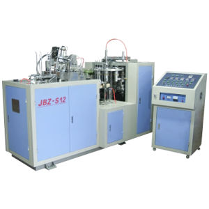 Ultrasonic Automatic Paper Cup Machine (JBZ-S) pictures & photos