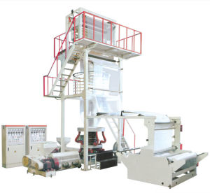 Two Layer Co-Extruder Film Blowing Machine