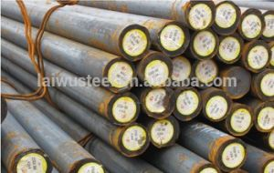 Hot-Rolled Carburizing Bearing Steel Round Bar /Bearing Steel pictures & photos