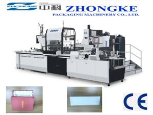 Rigid Paper Box Making Lines (Approved CE) pictures & photos