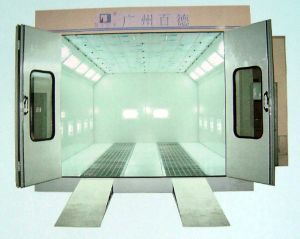 Car Spray Booth/Paint Booth Paint Room pictures & photos