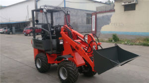 Avant Mini Loader Small Front End Loader with Perkins Engine pictures & photos