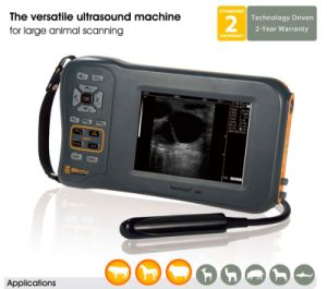 Veterinary Ultrasound Scanner System with CE pictures & photos