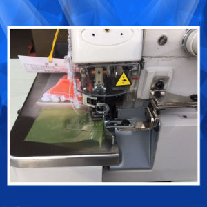 Zhen Hu High Speed Overlock Industrial Sewing Machine (ZH-737/747/757) pictures & photos