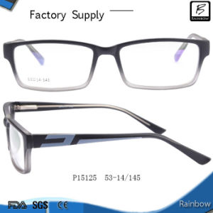 Color Combination China Optical Frames Changeable Eyeglasses