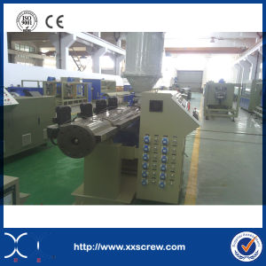 High Capacity Single Screw Plastic Extruder pictures & photos