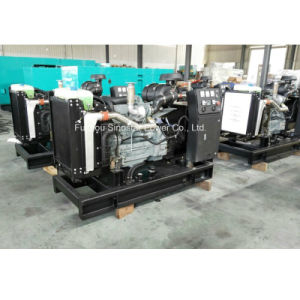20-120kw Deutz Water Cooled Diesel Generator Sets