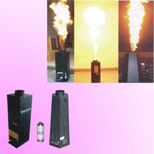High Quality 4m Height DMX 512 Special Stage Effect Fire Spray Flame Projector for Show pictures & photos