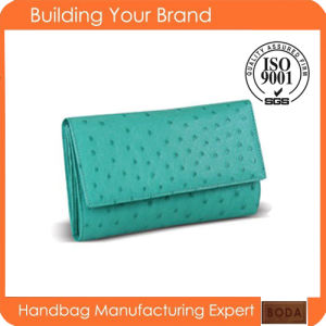 New Design Fashion Ostrich Women Purse Bags pictures & photos
