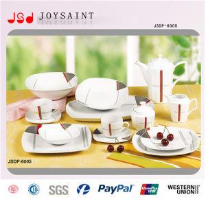 Best Quality 47PCS Ceramic Dinner Set pictures & photos