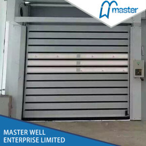 High Speed Exterior Industrial Rolling Door pictures & photos
