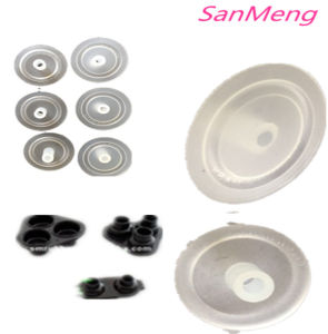 Custom Molded Rubber Sheet/Rubber Plate pictures & photos