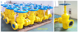 Thru Conduit Slab Gate Valves, Class: 150 - 1500