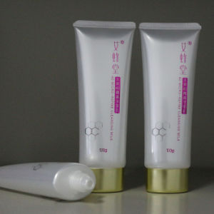 100ml Dia40mm Oval Tube for Facial Cleanser pictures & photos