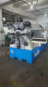 Hyd Multi-Functional Computer Spring Machine & Wire Bending Machine pictures & photos