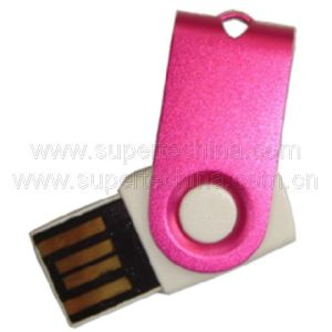 Mini Swivel UDP USB Flash Drive (S1A-8201C) pictures & photos