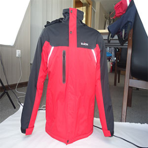 Winter Man Outdoor Ski Jacket (SM-ASK1502) pictures & photos