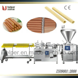Helper Fully Automatic Meat Sausage Production Line pictures & photos