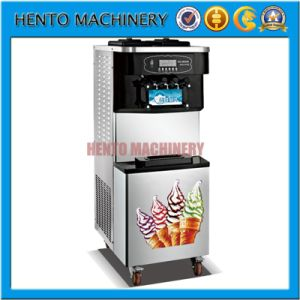 High Quality Ice Cream Refrigerator Freezer Maker Machine pictures & photos