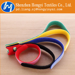 Reusable Adjustable Hook and Loop Cable Tie pictures & photos