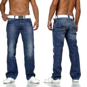 Best Sell 2016 Fashion Denim Jean Pants for Man