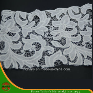 Garment Accessories Milk Wire Fabric Lace (HX003) pictures & photos