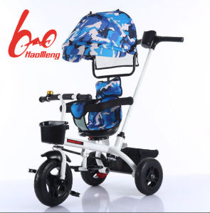 Wholesale Kids Trike Bike with Umbrella 1 Year Baby Cycle pictures & photos